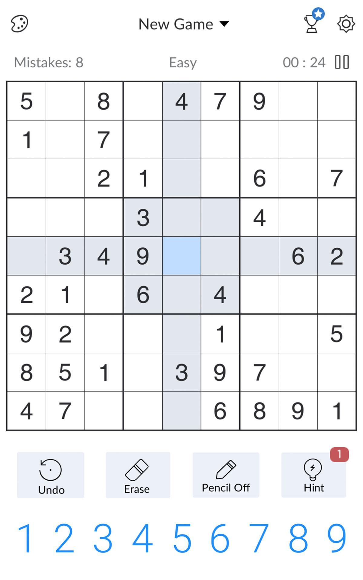 Very Hard Sudoku Puzzles Volume 4 Very Hard Sudoku Puzzles