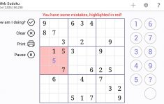 Web Sudoku For Android – Apk Download