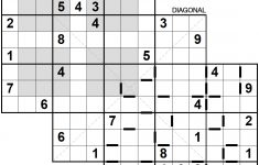 Loco Sudoku Printable