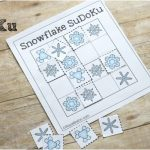 Winter Sudoku For Math Puzzle Fun   Royal Baloo